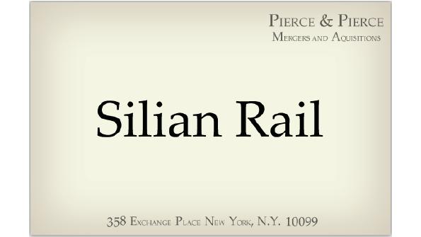 SilianRail