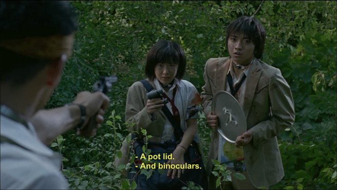 Kinji Fukasaku's Battle Royale